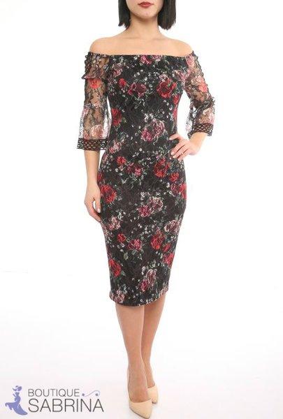 Дамска рокля Флора